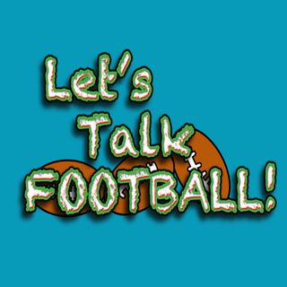 Let's Talk Football Podcast S:1E:20 NFL Wild Card Weekend and National Title Recap
