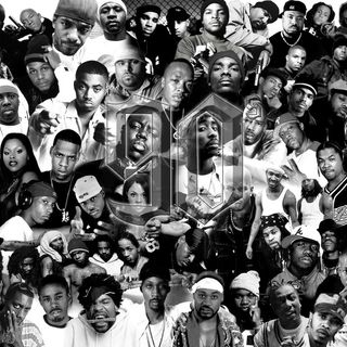 90's HipHop & R&B Party Mix