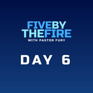 Day 6 - The Eyes of the Lord
