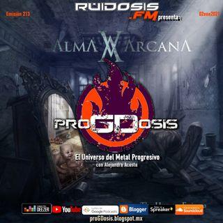 proGDosis 213 - 02ene2021 - Alma Arcana