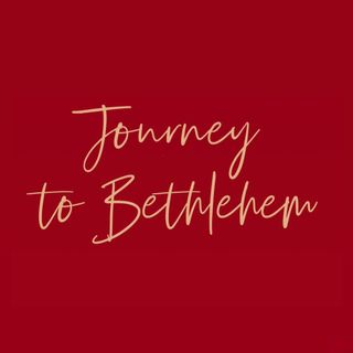 Journey To Bethlehem - Jesus Journey - Sonia Hopkin - Sunday 20th December 2020