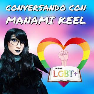 Conversando con Manami