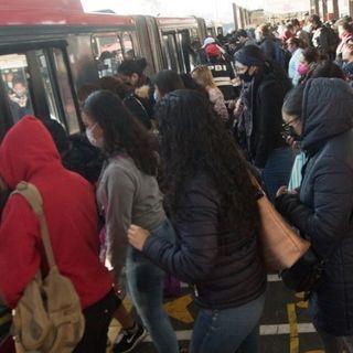 Metrobús de CDMX, con alza de 15% en viajes diarios pese a reapertura de Metro