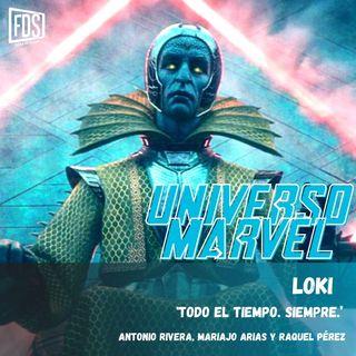 Loki - 'Todo el tiempo. Siempre.'