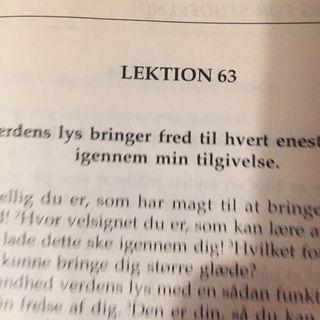 Lektion 63