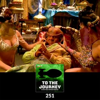 To The Journey : 251: It Pays to Be the Emissary