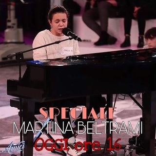 STIA CON NOI - ep. 16 - Speciale Martina Beltrami