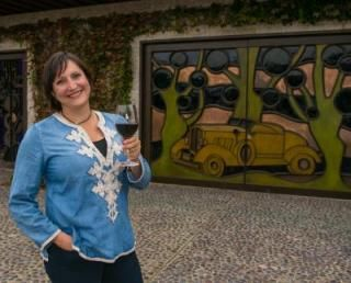 Ep 224: Ana Keller of Keller Estate in the brand new Petaluma Gap AVA of Sonoma, CA