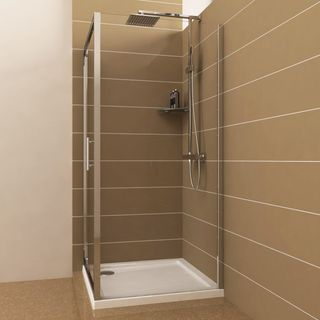 How do you choose a shower enclosure