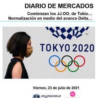 DIARIO DE MERCADOS Viernes 23 Julio