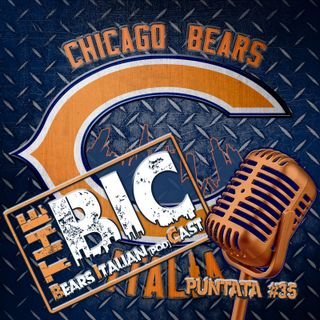 THE BIC - Bears Italian [pod]Cast - S01E35