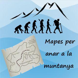 8. Quins són els millors mapes topogràfics per anar de ruta per les muntanyes de Mallorca?