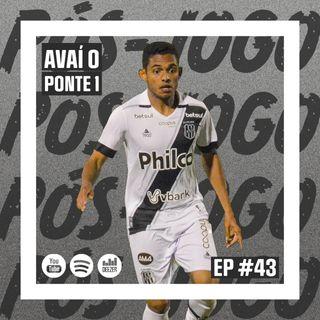 Macacast #43: Pós-jogo - Avaí 0 x 1 Ponte Preta