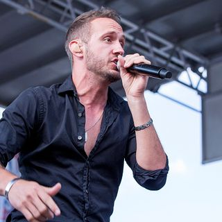 Smile File--Country Artist Drew Baldridge performs for Treynor Graduation and Joins Steve & Gina