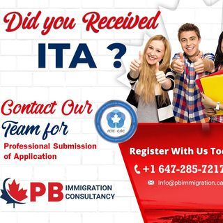 Contact Immigration consultant in Brampton for ITA