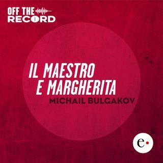 """""""Il Maestro e Margherita"""" con Paolo Pierobon"""