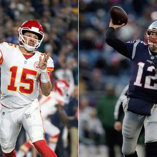 The Richard Smith Show AFC CHAMPIONSHIP Chiefs - Patriots