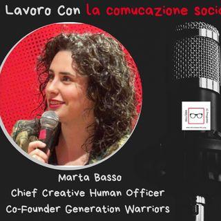 #39 Storie di professioniste coraggiose con Marta Basso