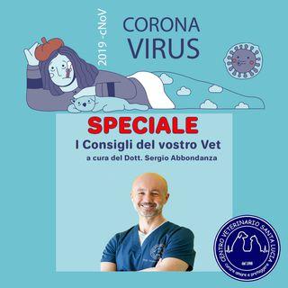 1-Speciale CoronaVirus e Animali