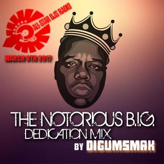 The Smakdown with digumsmak .. 3-9-2017 (biggie tribute)