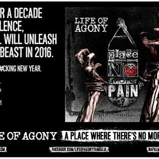 Metal Hammer of Doom: Life of Agony - A Place Where There's No More Pain