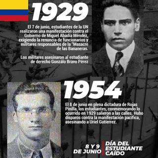 Dia del Estudiante Caído en Colombia