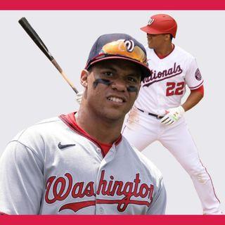 MLB: Lesionado en el hombro Juan Soto