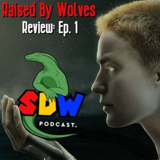 Raised By Wolves - Review: Ep. 1
