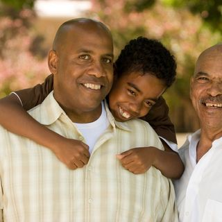 CHERISH THE MOMENTS: WHEN YOUR DAD DON'T SEE YOU AS A MAN!