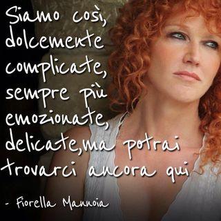 FIORELLA MANNOIA - QUELLO CHE LE DONNE .