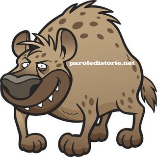 La iena affamata. Una favola Etiope