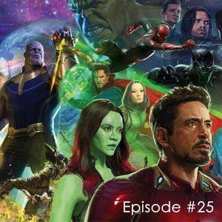 Ep. 26 Avengers Infinity War
