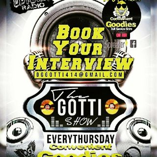 #TheGottiShow Live From Convenient Goodies Right Now!!