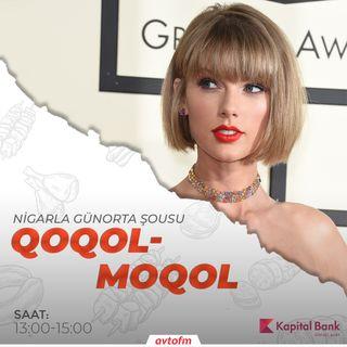 Taylor Swift-in ən sevdiyi yeməklər | Qoqol-moqol #3