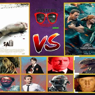 MOTN Random Select: Saw Vs. Jurassic Park - Fallen Kingdom
