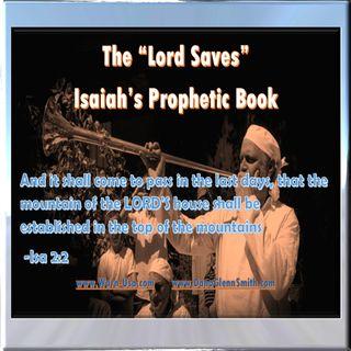 """""""Jerusalem unfaithful City""""-Isaiah's Prophetic Book Pt2"""