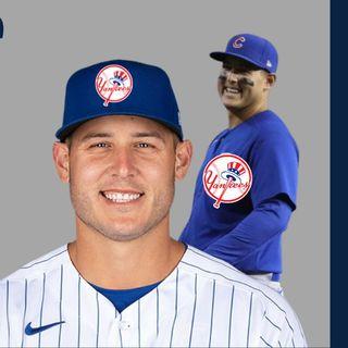 MLB: YANKEES adquieren a ANTHONY RIZZO de los CUBS de CHICAGO