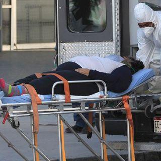México acumula 230 mil 150 muertes por Covid-19