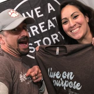 Episode 143: Creating Her Pride (Anne Navarro from Live a Great Story)