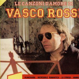 """VASCO ROSSI ha lanciato un inedito e annunciato un tour estivo. Noi, con lui, torniamo agli anni 80 per ricordare """"Incredibile romantica""""."""