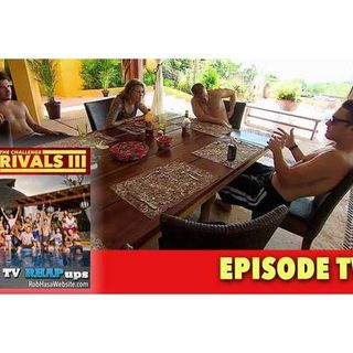 MTV Challenge | Rivals 3 Episode 2