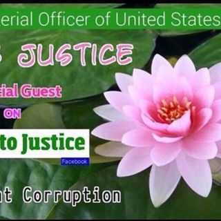 LUNCH WITH LOTUS JUSTICE JUNE 9, 2018