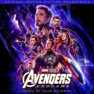 Avengers: Endgame / Top 5 Superhero Scores
