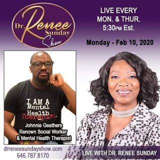 Renown Social Worker & Mental Health Therapist Johnnie Geathers - Mental Health