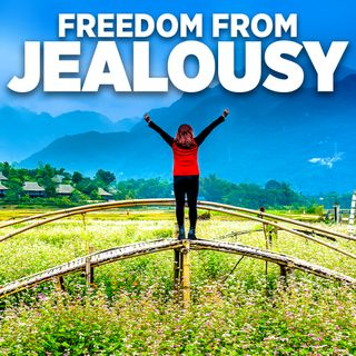 #321 Happiness - Freedom from Jealousy