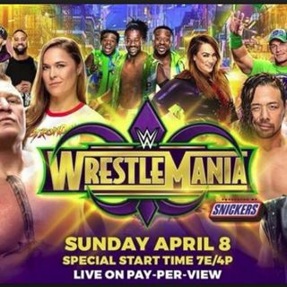 Wrestlemania 34 Preview Show