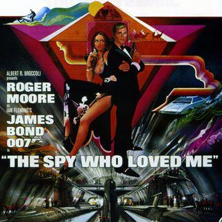 SAGA JAMES BOND #12   L'ESPION QUI M'AIMAIT (The Spy Who Loved Me)