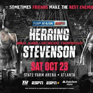 Top Rank Presents: Jamel Herring vs Shakur Stevenson