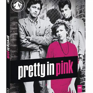 Episode LXIII: Pretty In Pink Blu-ray Release