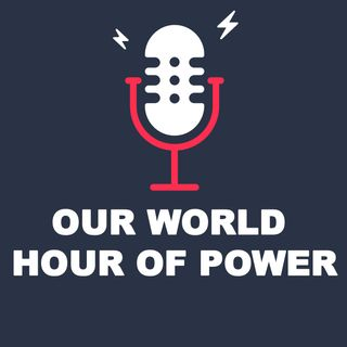 Dr. Abbey Muneer, CEO of Liberty Television guest appearance at Our World Hour of Power Podcast